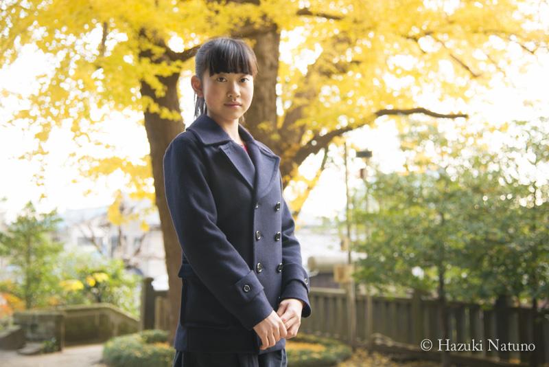 夏野葉月写真展「鎌倉少女 – Kamakura Girl -」を開催いたします